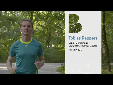 Get to know Tobias from Roland Berger