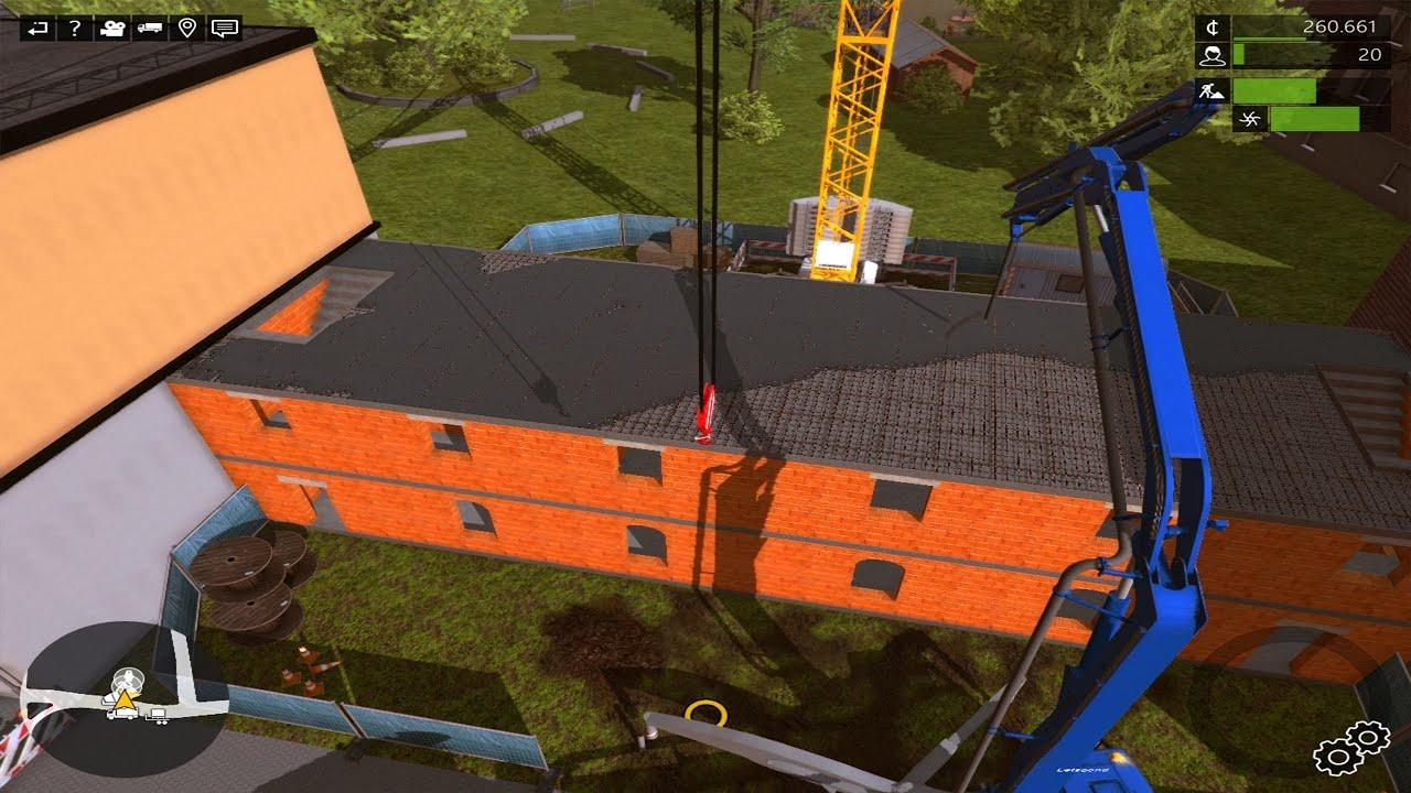 Construction simulator 2015 multiplayer apartman n aat for Simulation construction maison 3d