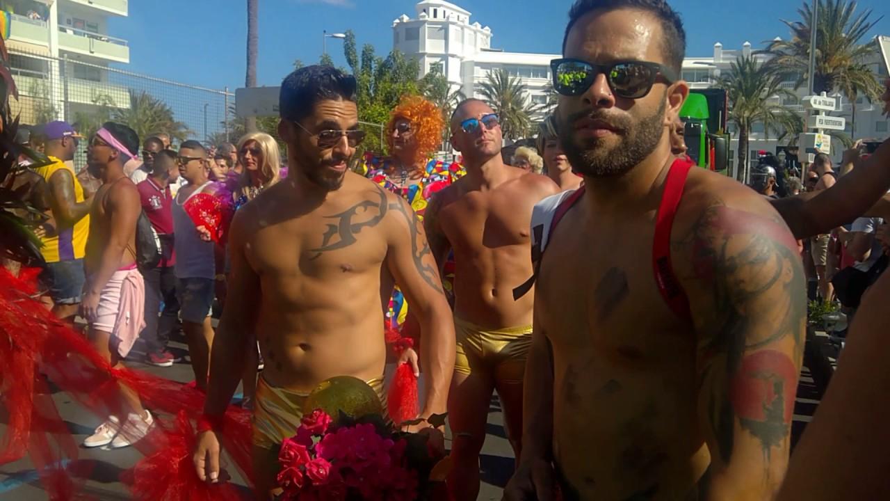 gay men in thong porn