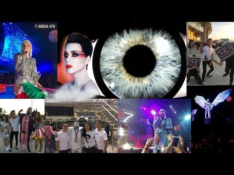 VLOG: CONOCÍ A KATY PERRY | WITNESS THE TOUR GUADALAJARA 2018