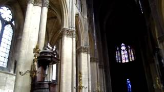 Tourist France - Cathedrale de Reims 01