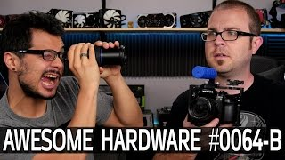 Awesome Hardware #0064-B: Zen and Polaris Benchmark Leaks, GP102-Titan & 1080 Ti