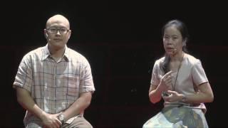 เลี้ยงลูกให้เป็นคนปกติ | อัศวิน นาคพงศ์พันธุ์ & พรพิมล นาคพงศ์พันธุ์ | TEDxBangkok