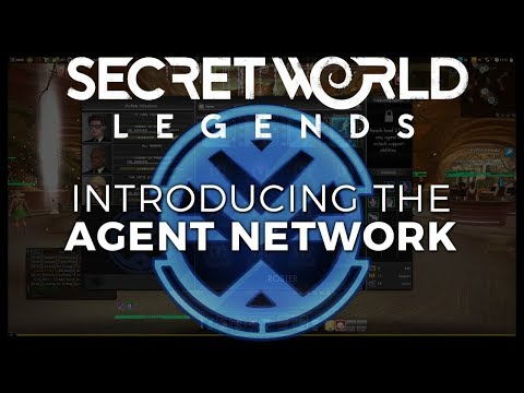 Secret World Legends: Agent Network System Overview & Opinion | Hit Or Miss?