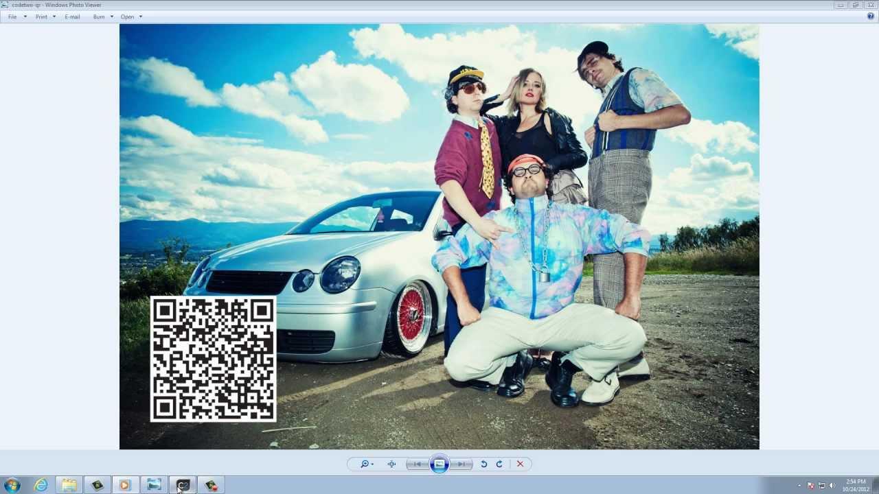 Scan QR Codes on desktop or laptop - QR Code Reader from CodeTwo