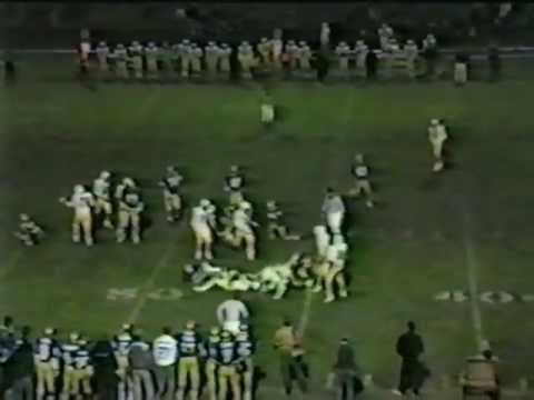 Macks vs Aquinas 1986