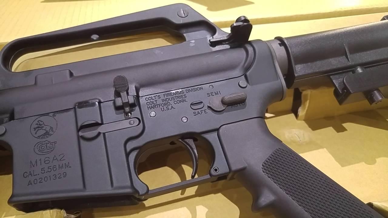 CRW 介紹Viper tech M723 Xm177 M4a1 gbb