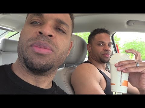 Chest Workout | Tasting Lucky Charms Milkshake @hodgetwins