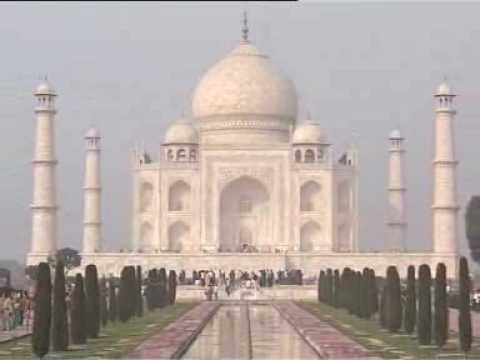 7 Wonders Of India Taj Mahal Youtube