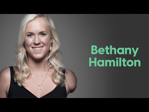 Bethany Hamilton  White Chair Film  I Am Second®