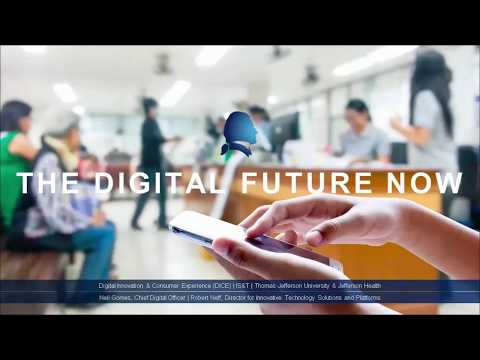 Digital and Clinical Transformation at Jefferson Health