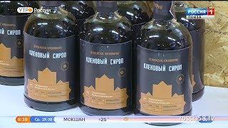В Пензе развивается единственное в России производство кленового сиропа