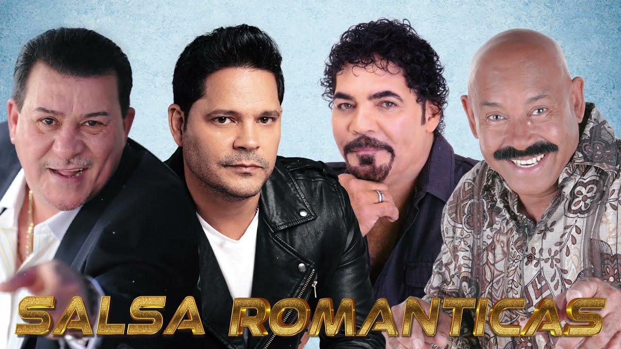 Download TITO ROJAS, WILLIE GONZÁLEZ, REY RUIZ, OSCAR D'LEÓN - SALSA VIEJO ES EL MÁS POPULAR