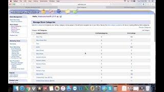 Ebay for Beginner's Episode #2. Store Categories thumbnail