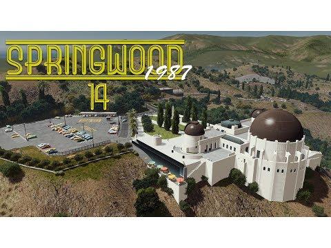 Cities Skylines: Springwood - EP14 - Observatory