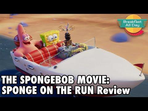 The SpongeBob Movie: Sponge on the Run review - Breakfast All Day