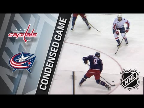 Washington Capitals vs Columbus Blue Jackets – Feb. 26, 2018 | Game Highlights | NHL 2017/18. Обзор