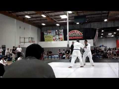 2012 Nikkei Judo Games Ranson Kepa-Shepherd vs.?