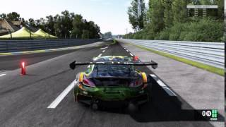 Project CARS Fastest Beamer Test!!!