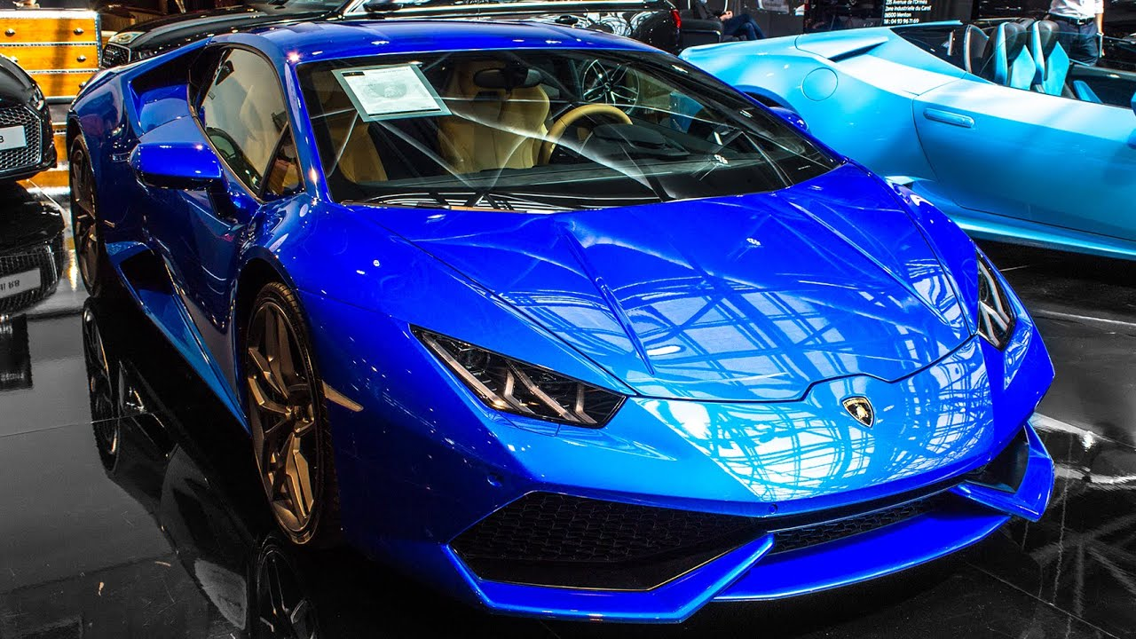 lamborghini huracan lp610 4 top marques monaco 2016 hq youtube