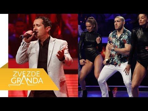 Sanel Smolo i Filip Pecovski - Splet pesama - (live) - ZG - 18/19 - 08.06.19. EM 38