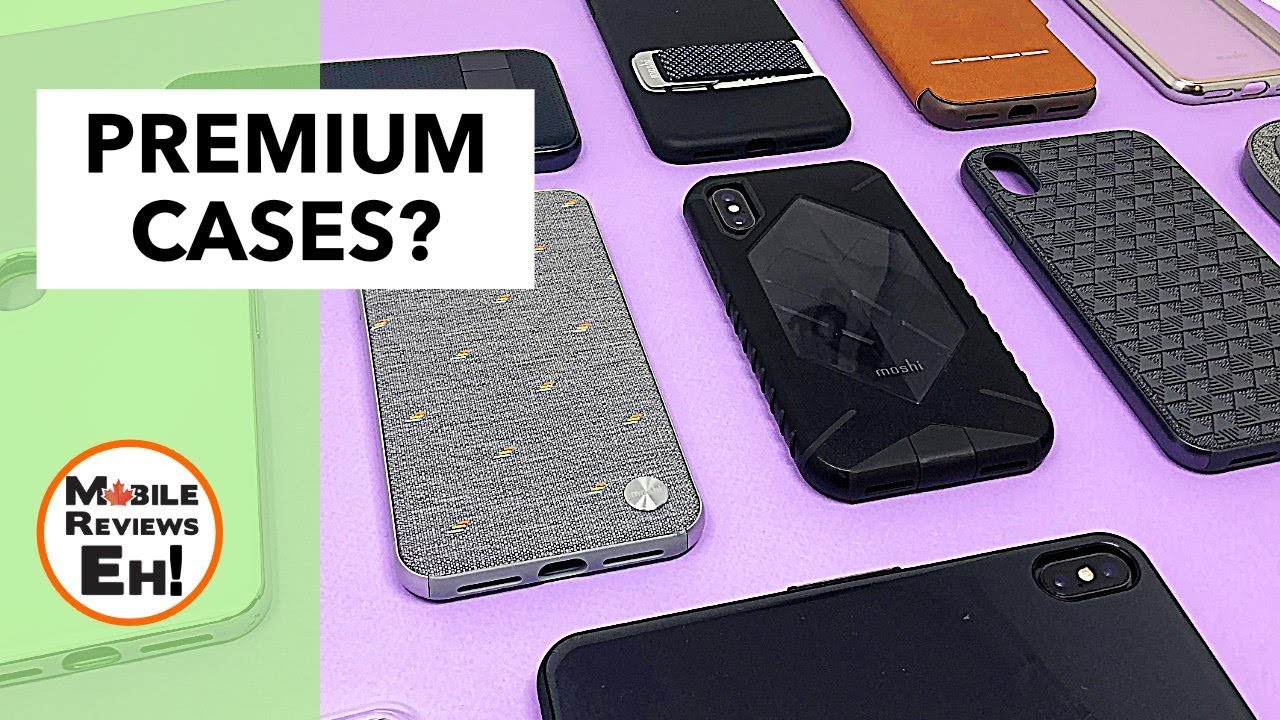 pretty nice 9c47f a1a58 The BEST Moshi iPhone XS Case? 10 cases reviewed! Talos, iGlaze, Kameleon,  SenseCover, StealthCover