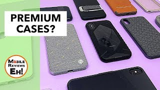 The BEST Moshi iPhone XS Case? 10 cases reviewed! Talos, iGlaze, Kameleon, SenseCover, StealthCover