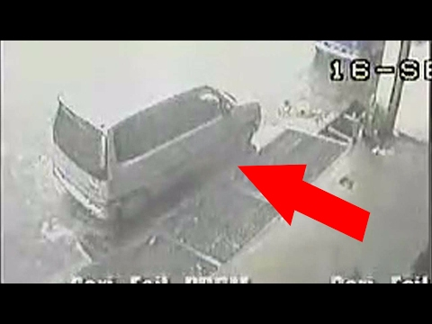Disturbing CCTV Footages With Creepy Backstories