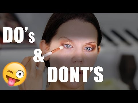 Dos Donts Tips On How To Do Your Makeup