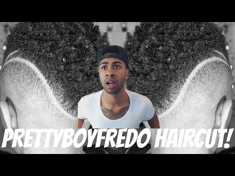 PRETTYBOYFREDO HAIRCUT TUTORIAL HD YouTube