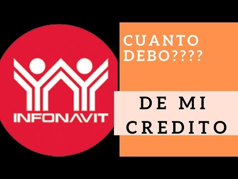 Como Saber Cuanto Debo De Infonavit 2019