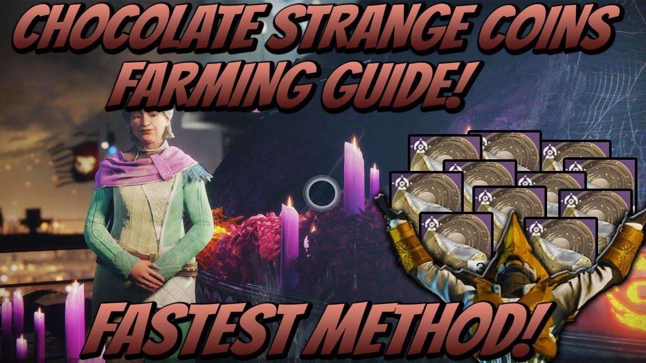 Destiny 2 Festival Of The Lost 2020.Chocolate Strange Coins Farming Guide Fastest Method Destiny 2 Festival Of The Lost 2019