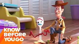 Know Before You Go: Toy Story 4 | Movieclips Trailers