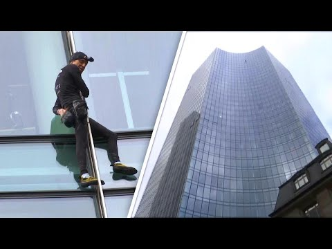 McCabe - This Guy Climbed a Skyscraper with NO Harness