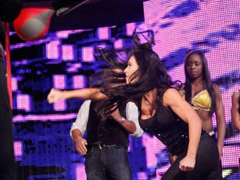 WWE NXT: NXT Rookie Diva Challenge: Power Punch