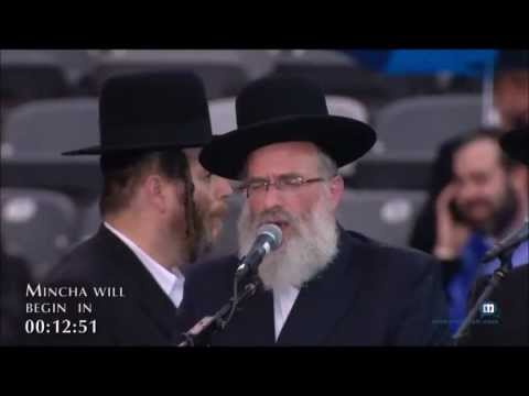 Entertainment Before the Twelfth Siyum Hashas at Metlife