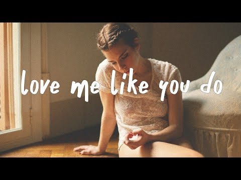 Lauren Cruz - Love Me Like You Do (Lyric Video)