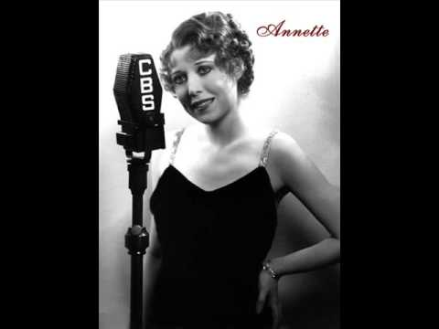 Annette Hanshaw - Button Up Your Overcoat