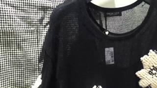 Итальянский бутик женской одежды ABGstudio(Модный комплект, ажурный пуловер и брюки в клетку для модниц на заметку от Итальянских дизайнеров!, 2016-03-21T17:14:36.000Z)