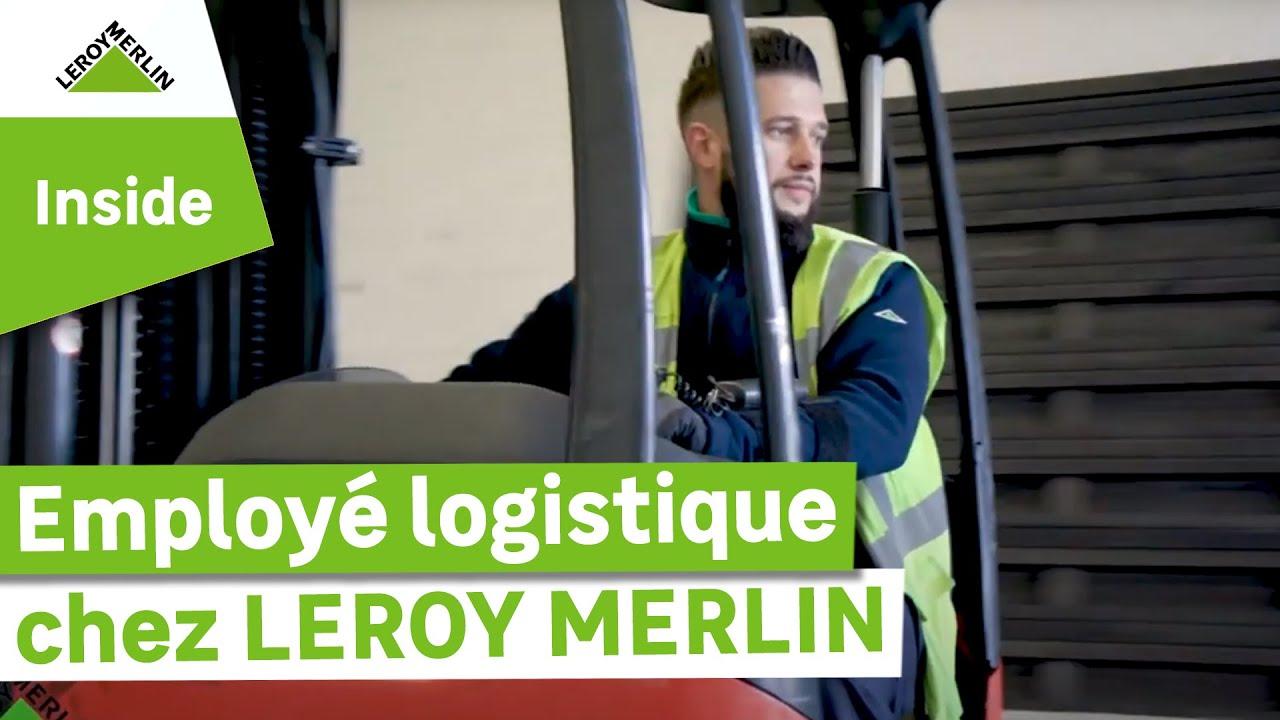 Leroy Merlin Saint Jean De Védas découvrez leroy merlin avec jonathan, employé logistique