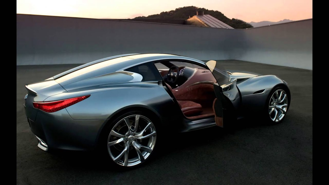 Upcoming Concept Sports Cars 2016 Youtube