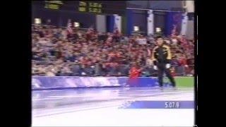 OL 1994 5000m Koss Lillehammer Norway