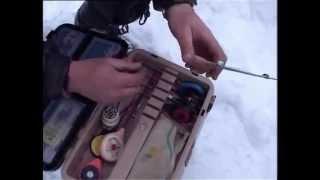 секреты рыбалки зимняя ловля в марте