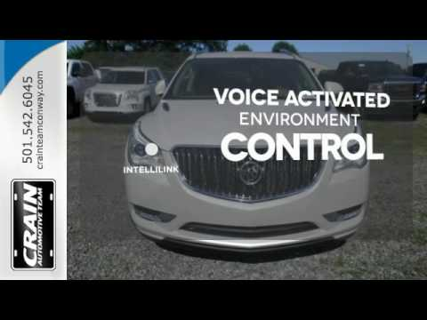New 2016 Buick Enclave Conway AR Little Rock, AR #6BT8160 - SOLD