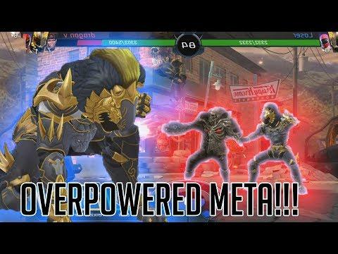 Power Rangers Legacy Wars: Yep this is META