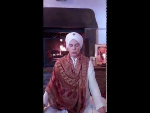 Kundalini Yoga: Beaming & Creating the Future w Sada Sat Kaur