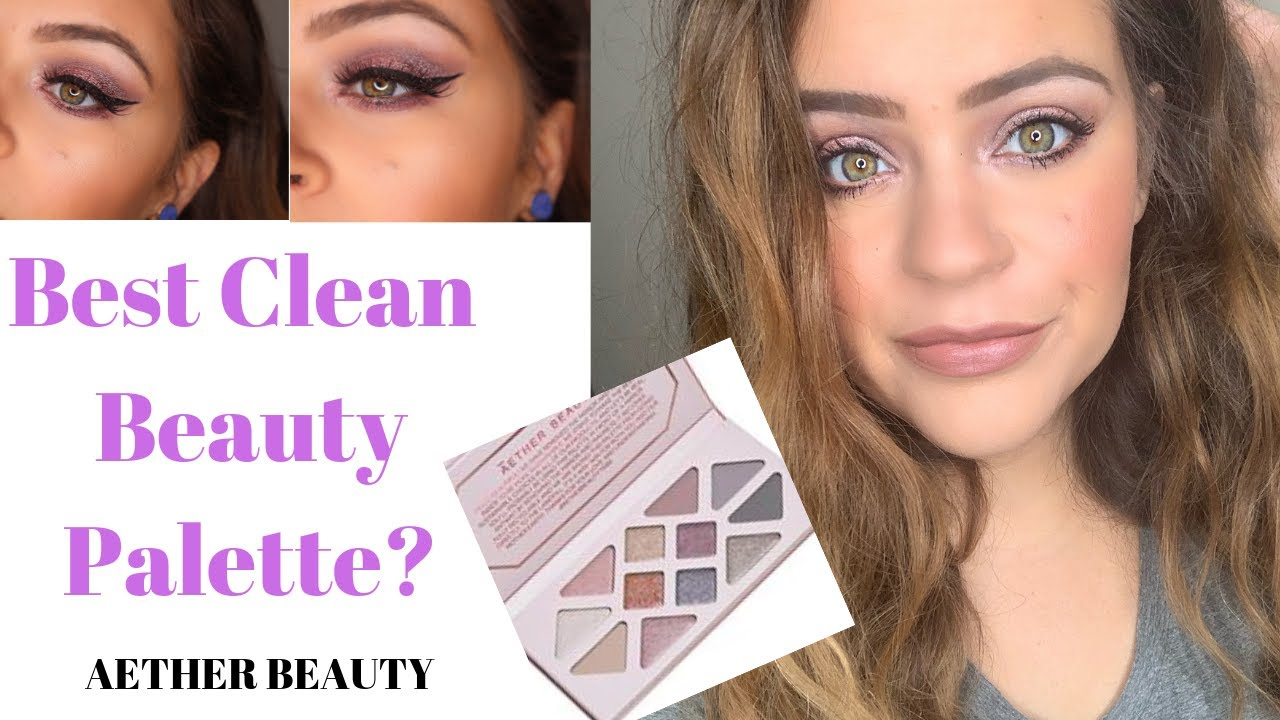 Rose Quartz Crystal Gemstone Palette by Aether Beauty #8