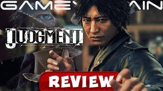 Judgment - REVIEW (PS4) (Video Game Video Review)