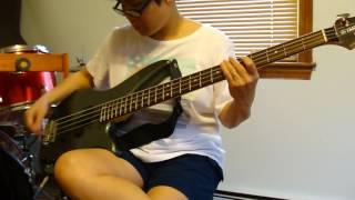 Chiều Hè Trên Biển - Cẩm Ly : bass cover