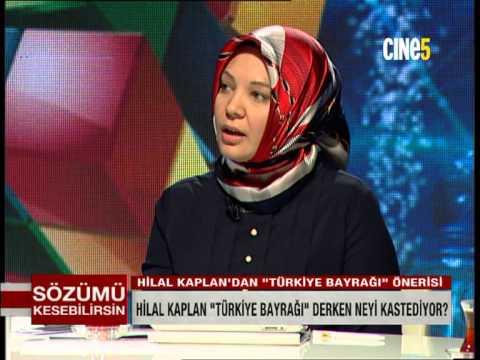 Hi̇lal Kaplan Dan Türk Bayraği Açiklamasi Youtube